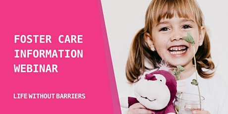 Live Foster Care Information Session - Northern QLD tickets