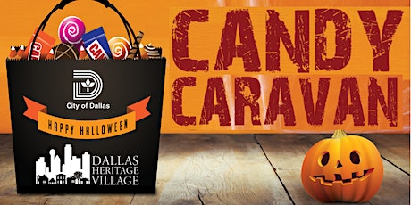 Candy Caravan at Dallas Heritage Village tickets