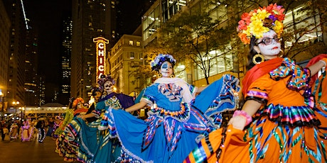 SPECIAL PREVIEW of Blommer's ARTS IN THE DARK Upside Down Halloween Parade tickets