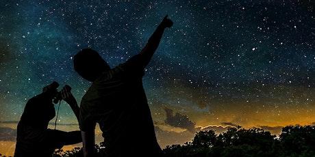Themed Virtual Stargazing - Binocular Astronomy tickets