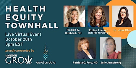Health Equity Town Hall tickets