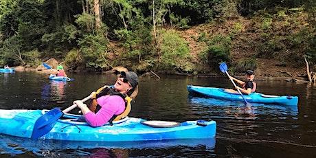 Women's Easy Rapids Kayaking // Sunday 25th October tickets