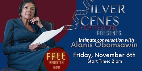Intimate Talk With Alanis Obomsawin tickets