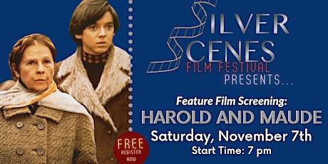 "Silver Scenes Film Festival Presents: ""Harold and Maude""  Screening tickets"