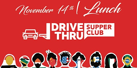 SYRIAN DRIVE-THRU SUPPER CLUB (LUNCH) tickets