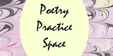 November Poetry Practice Space tickets