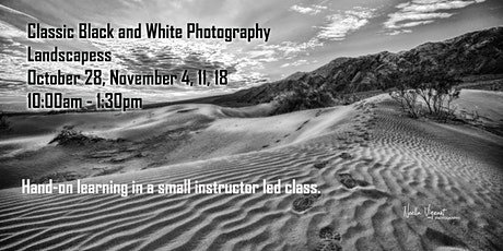 Classic Black and White Photography - Landscapes tickets