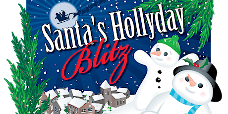 Santa's Hollyday Blitz tickets
