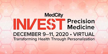 MedCity INVEST Precision Medicine 2020 tickets