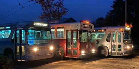Night Photo Shoot: The Bus Collection tickets