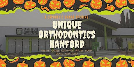 GRAND OPENING | Unique Orthodontics Hanford tickets