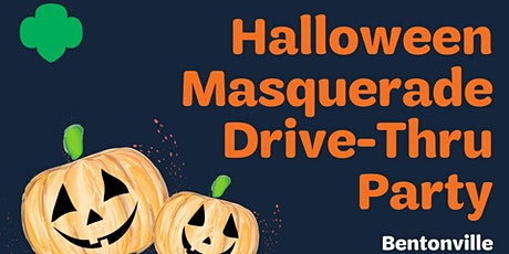 Halloween Masquerade Drive-Thru Party tickets