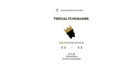 11-11 MENifestation: Manifesting Men's Mental Health tickets