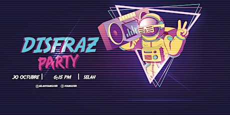 Disfraz Party boletos