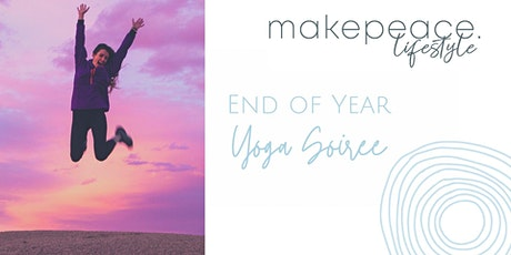 End of Year Yoga Soiree tickets