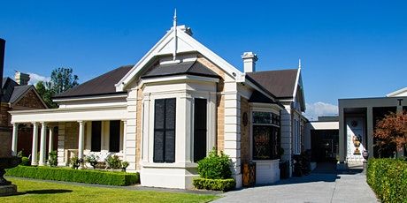 The David Roche Foundation House Museum (Guided House Tour only) - 12:00pm tickets