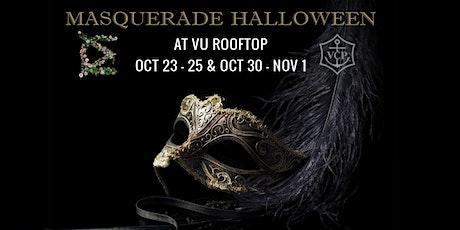 Halloween at VU Rooftop tickets