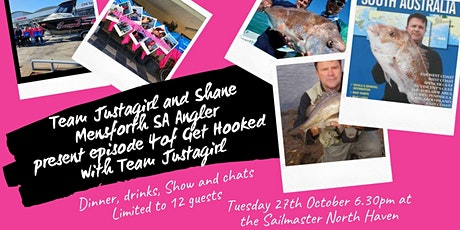 An Evening  with Shane Mensforth and Team Justagirl tickets