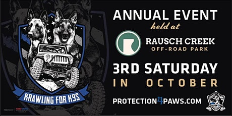 Krawling For K9s - 2021 tickets