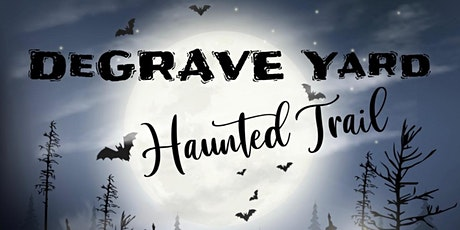 DeGrave Yard Haunted Trail in Julington Creek tickets
