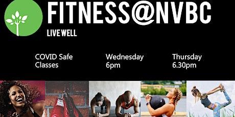 Fitness@NVBC - COVID Safe Term 4 Classes tickets