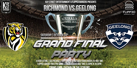 Grand Final Party tickets