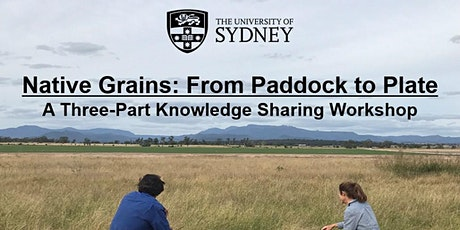 Native Grains Knowledge Sharing tickets