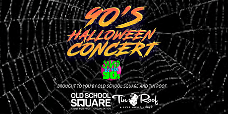 90's Halloween Concert featuring Saved By The 90s