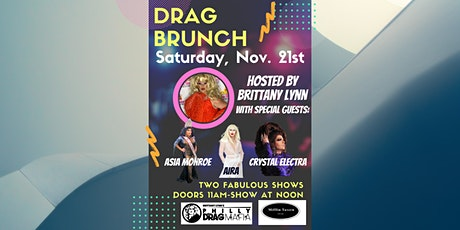 Drag Your Ass to Brunch tickets