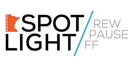 Spotlight: Rewind, Pause, Fast Forward tickets