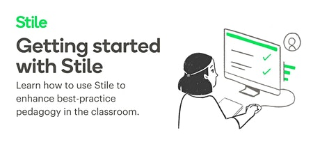 'Getting started with Stile' virtual workshop tickets