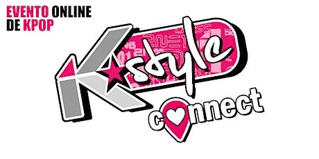 SÁB 5/12 K-style Connect Latin America [Evento Online] ¡A puro KPOP! boletos