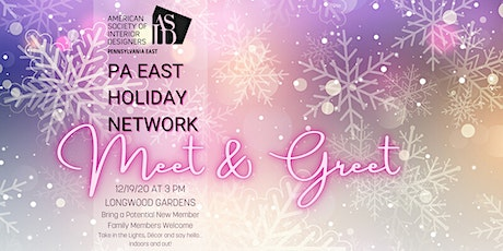 ASID PA EAST Holiday Network Meet  & Greet tickets