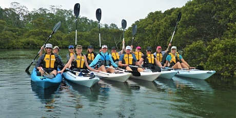 Women's Minnamurra Easy Kayaking Day  // Sunday 31st January tickets