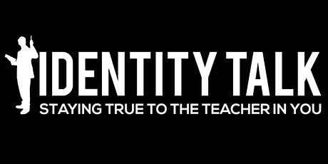 """""""How I Defined My Teacher Identity Without Losing My Soul"""" tickets"""