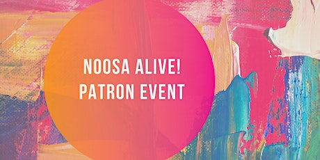 NOOSA alive!  Hinterland Morning Tea with a Special Performance! tickets