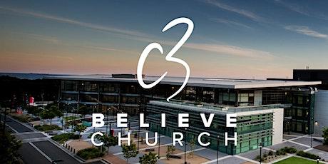 C3 Believe Sunday Service - 25th October tickets