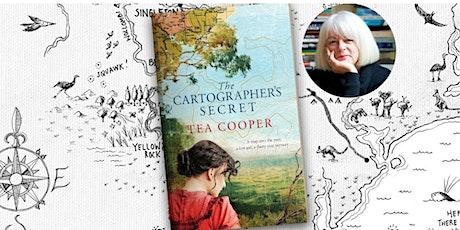 Meet The Author: Tea Cooper - The Cartographer's Secret tickets