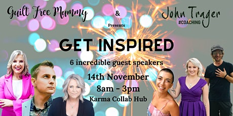 Get Inspired tickets