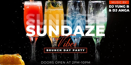 "CEO FRESH PRESENTS: ""SUNDAZE""  BRUNCH & DINING EVERY SUNDAY @KATRA NYC tickets"