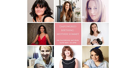 Pregnancy & Empowered Birthing Mother Summit tickets