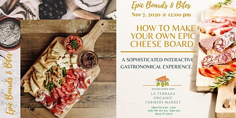 Lets get ready for the holiday !  How to Make your own Epic Cheese Board tickets