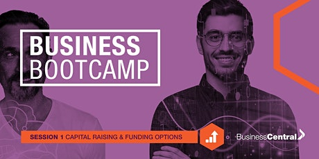 Business Bootcamp - Capital Raising & Funding (On-Demand) tickets