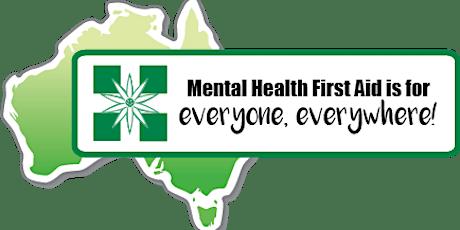 Aboriginal & Torres Strait Islander Mental Health First Aid-2 Day Training tickets