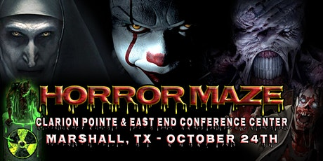 Horror Maze in Marshall, TX tickets