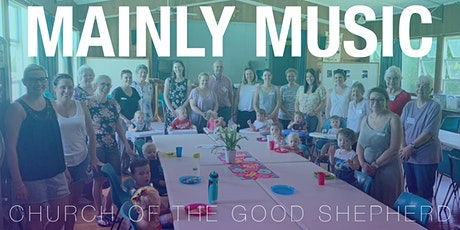 Mainly Music | Church of the Good Shepherd tickets