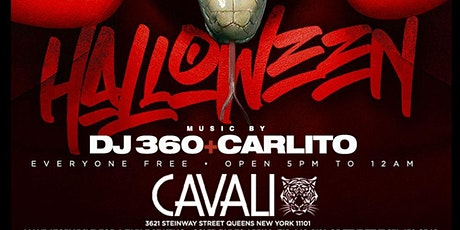 Cavali Halloween Brunch tickets