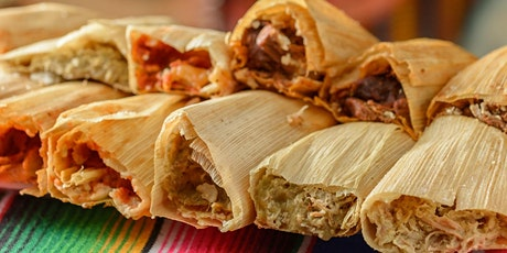 Make & Take: Tamales (Class Full - Waitlist Only)
