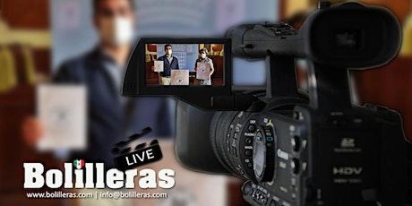 Bolilleras live | FIRA DEL FIL OLIVA tickets