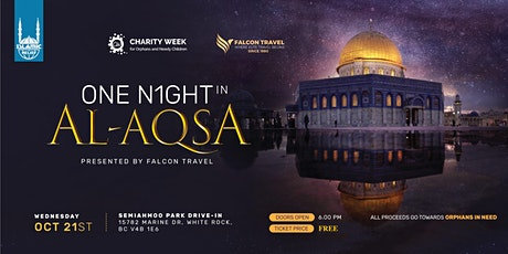One Night in Al-Aqsa - White Rock tickets